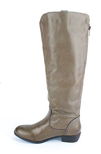 Mia Crossings Vrouwen Taupe Distressed Boot Us 7.5 M