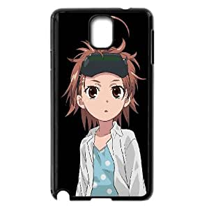 A Certain Magical Index Samsung Galaxy Note 3 Cell Phone Case Black Exquisite designs Phone Case TF686JH4