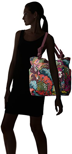 Cotton Tote Signature Hadley Bradley Autumn Vera Leaves wPxzBB