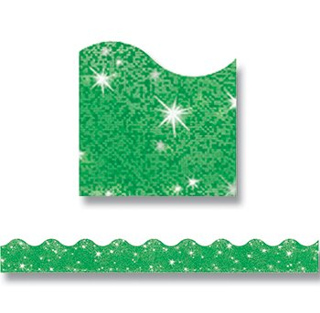 Trend Terrific Trimmers Sparkle Bulletin Board Border