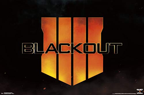Trends International Call of Duty: Black Ops 4-Blackout Wall Poster, 22.375