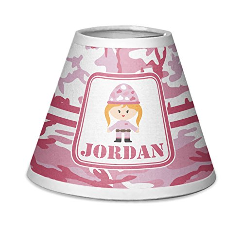 Pink Camo Chandelier Lamp Shade (Personalized) Camo Pink Lamp Shade