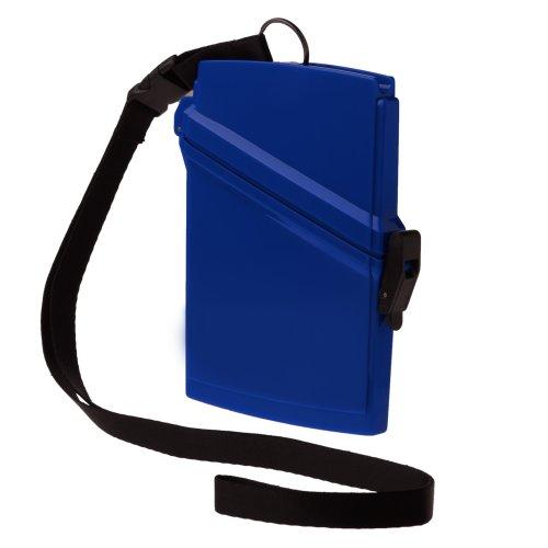 Witz Waterproof Passport Locker, Blue