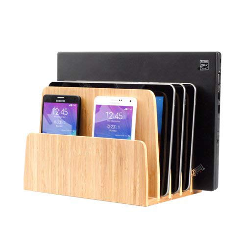 MobileVision Bamboo Multi Device Organizer for Smartphones,