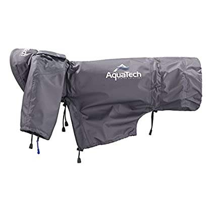 Image of AquaTechSSRC X-Large Sport Shield Rain Cover for DLSR Cameras Rain Covers
