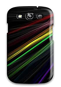 ZippyDoritEduard BzPhkMM620qiwqc Case For Galaxy S3 With Nice Rainbow Abstracts Appearance