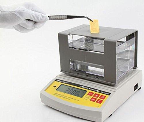 Digital Electronic Tester : Digital electronic gold densimeter purity tester
