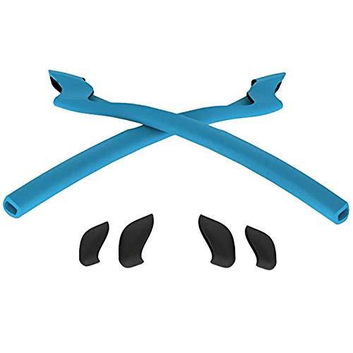 Oakley Men's Half Jacket 2.0 Sock Kit Replacement Lenses, Sky Blue, 0 ()