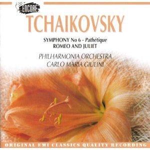 Tchaikovsky: Symphony 6 / Romeo & Juliet