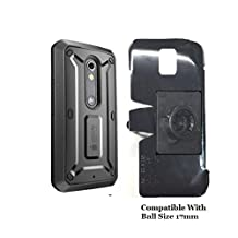 SlipGrip 17MM Holder For Motorola Droid X Play Maxx 2 Using SupCase Unicorn Beetle Case