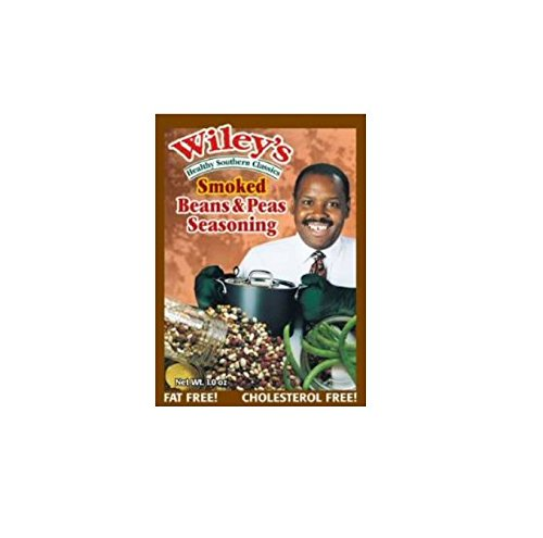 Wiley's Smoked Beans & Peas Seasoning Pack of 4