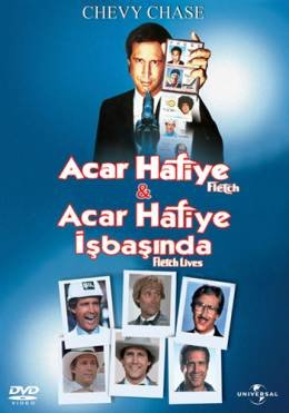 Fletch Box Set - Acar Hafiye Ozel Set