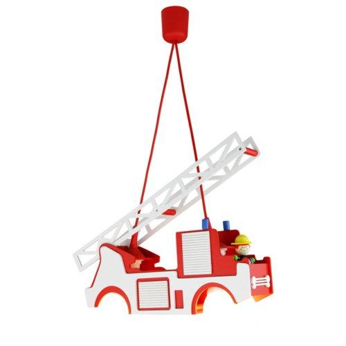 Elobra Pendelleuchte Feuerwehr mit 'Fred' 125694 [Energieklasse A++]