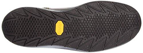 MBT Mujer Zapatillas Arusi Dark Marrón W Wood para 6s Altas Z6ZYrw