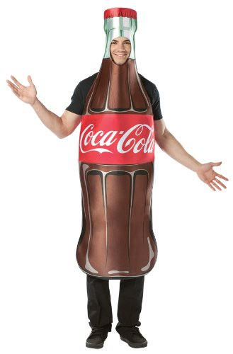 Coca Cola® Bottle Adult Size Standard