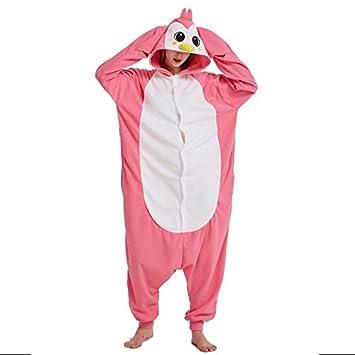 JIAWEIDAMAI Pingüino para Adultos Pijamas De Animales para ...