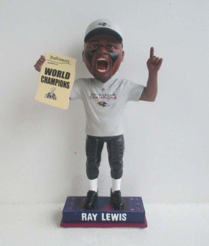 Baltimore Ravens Bobble Head - 8