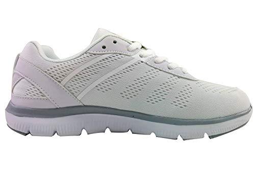 Zapatillas Memory Mujer J`hayber Foam Para Blanco Qqnp7h0 SUqMpLzVG