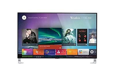 "LeEco 43"" 4K Ultra HD Smart LED TV, Black (2016) (L434UCNN)"