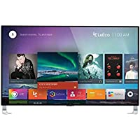 LeEco L434UCNN 43-Inch 4K Ultra HD Smart LED TV, Black (2016 Model)