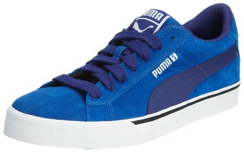 Puma unisex se vulc zapatillas 352670 para adulto Negro (Schwarz (Princess Blue-Navy Blue 06))