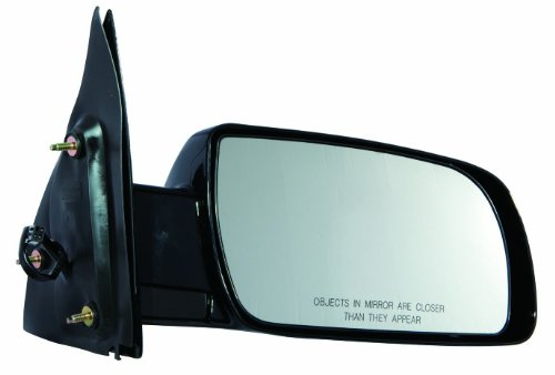 - Depo 335-5432R3EL2 Chevy Astro/GMC Safari Passenger Side Gloss Non-Heated Power Mirror