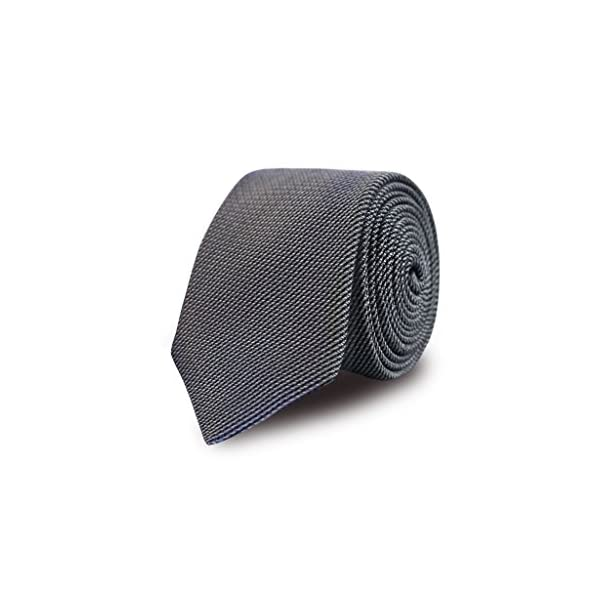 Jacquard-bias-stripes-tie-light-grey