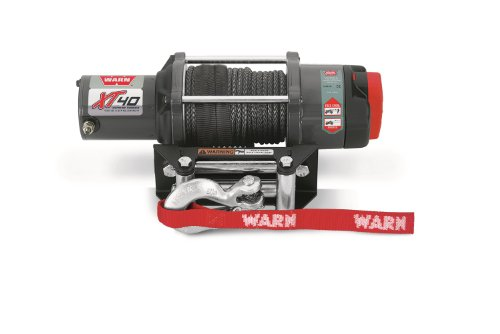 WARN 77500 XT40 Extreme Terrain 4000-lb Winch