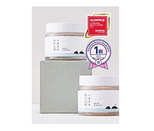 ROUND LAB 1025 DOKDO Cream (80 ml 2.71 fl.oz) Moisturizer