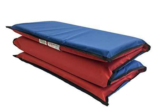 KinderMat EnduroMat, Great for School, Daycare, Travel, or Home - 4 Sections Unfold to, 48