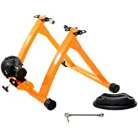 Indoor Bike Trainer Exercise Stand (Orange)