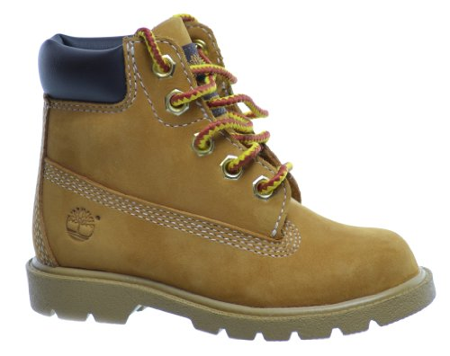 Timberland Baby Toddlers 6 Inch Boots Wheat 10860 Wheat