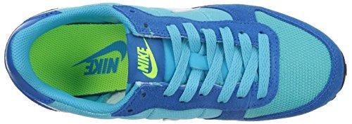 Turquoise Blanc Fille Nike Vert Bleu Wmns Chaussures 644451 Genicco xvHv0gqY