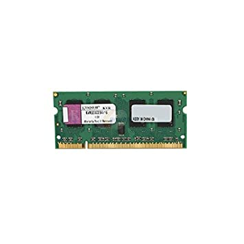RAM para ordenador portátil, SODIMM Kingston KVR533D2S4/1 g-Módulo de memoria 1 GB, DDR2, 533 MHz, PC 2-4200S CL4: Amazon.es: Electrónica