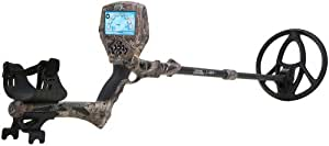 Treasure Commander TC1X Metal Detector with 10-Inch Coil