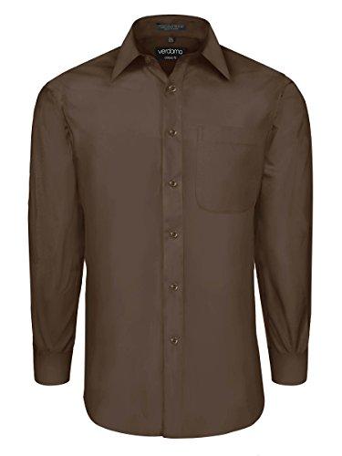 dress shirts with brown pants - 1