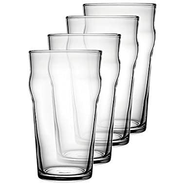 Dailyware English Pub Beer Glass (Set of 4)