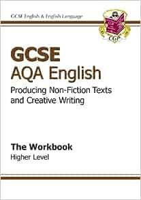 aqa creative writing assessment criteria