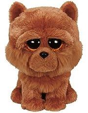 TY Beanie Boo Plush - Barley The Dog 15cm