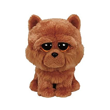 Amazon.com  TY Beanie Boo Plush - Barley the Dog 15cm  Toys   Games ceb7dae6992
