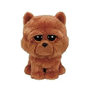 Amazon.com: TY Beanie Boo Plush - Barley the Dog 15cm