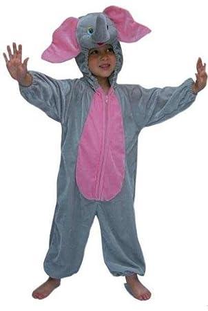 Disfraz Infantil Elefante Talla 104: Amazon.es: Juguetes y juegos