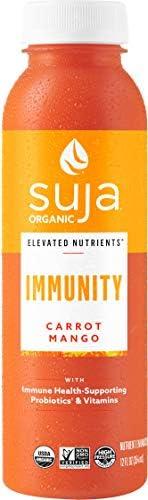 SUJA Organic Carrot Mango Immunity Juice, 12 FZ