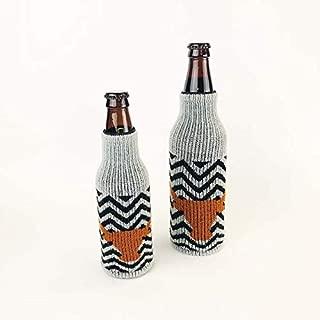 product image for Freaker USA Texas Long Horn Gray Chevron Licensed Bottle Insulator 2 Pack