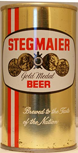 Stegmaier Pull Tab Beer Can ()