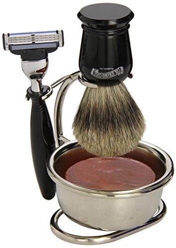 Colonel Ichabod Conk 5 Piece Shave Set
