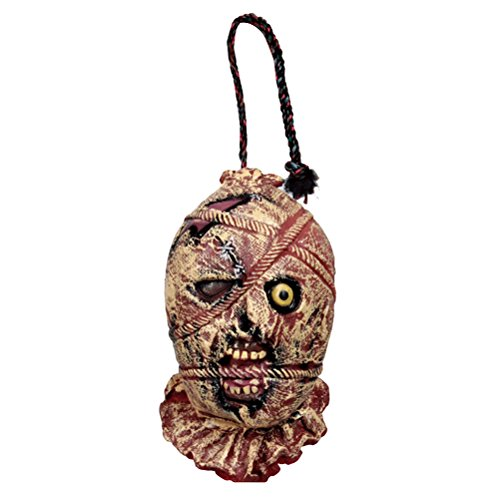 Halloween Zombie Decoration Funny Scary Model Figurine Statue for Halloween Drawing Sample and Home Haunted House Decoration]()