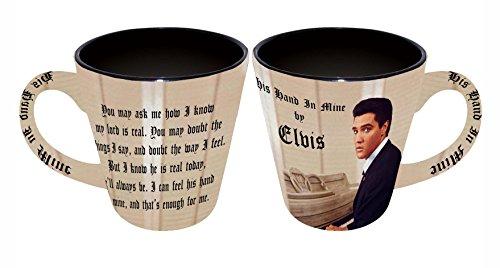 Elvis Presley Mug Hand In Mine