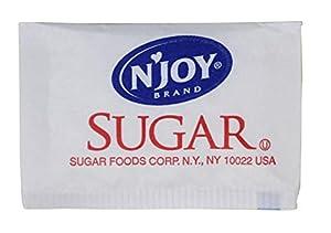Natural Joy Sugar 1 Ounce - 2000 Packets from Sugar Foods