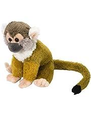 Wild Republic pluche doodskopfeest cuddlekins knuffeldier, pluche dier, 20 cm